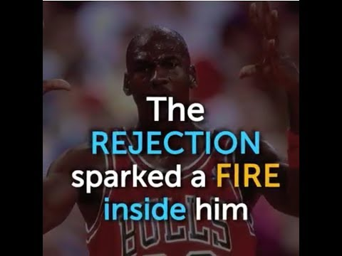 Inspiring story of Michael Jordan