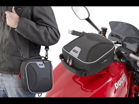 Givi Tanklock Tank Bag Sytem Youtube