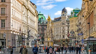 🇦🇹 Walking in VIENNA 4K, Austria