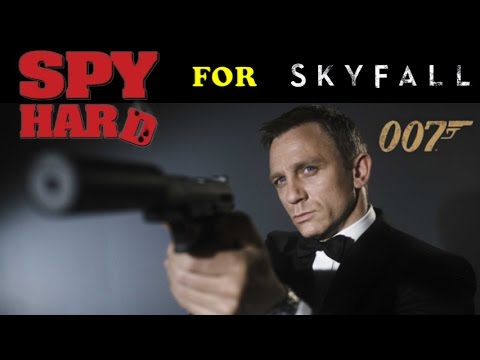 Spy Hard for Skyfall - by MeckiCUT-Production