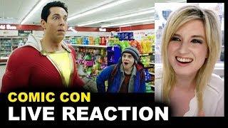 Baixar Shazam Trailer REACTION
