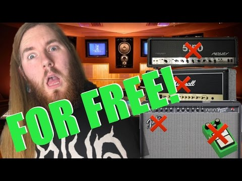 Get The Best Metal Guitar Tone For FREE With These Simple Steps
