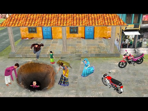 भूमिगत बोरवेल रेस्क्यू ऑपरेशन कॉमेडी वीडियो Underground Borewell Rescue Operation Hindi Kahaniya