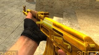 iRaphahell vs xSlayder - Counter-Strike 1.6 !