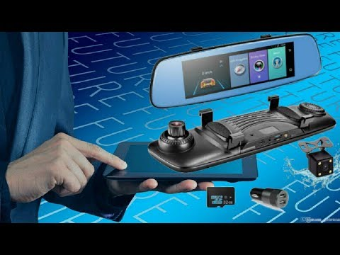 Best Car DashCam With Most Advanced And Cool Features You Must Buy In 2018 !  4G, Wifi, Bluetooth