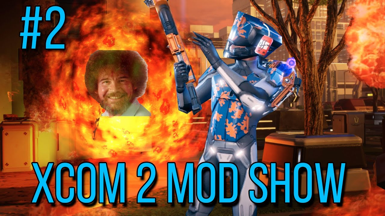 xcom 2 mod show 2 advent armor bob ross in xcom. Black Bedroom Furniture Sets. Home Design Ideas