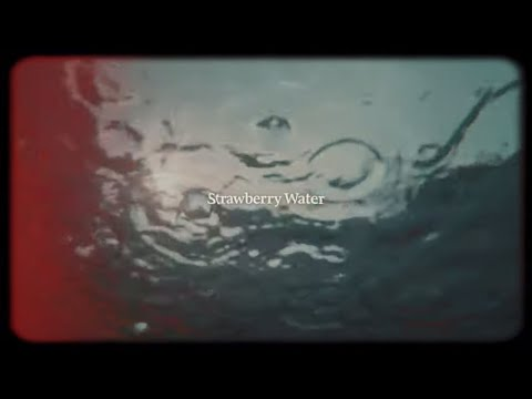 Bryce Vine - Strawberry Water [Official Lyrics Video]