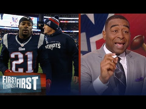Cris Carter on Malcolm Butler saying Belichick explained his SBLII benching   FIRST THINGS FIRST