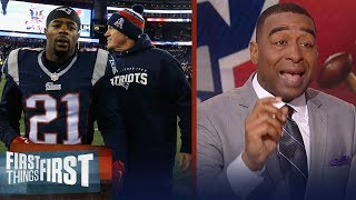 Cris Carter on Malcolm Butler saying Belichick explained his SBLII benching | FIRST THINGS FIRST