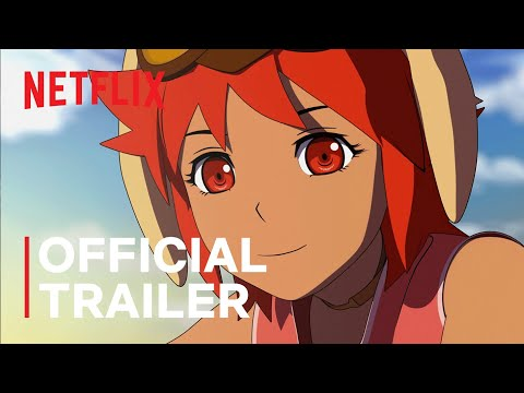Eden | Official Trailer | Netflix
