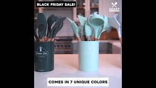 Sharp Kitchen Black Friday Cooking Ad