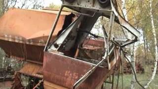 Чернобыль 25 / Chernobyl 25(Со звуком смотрите здесь: http://video.yandex.ru/users/allbegator/view/1 Небольшой фильм о сегодняшнем дне в Чернобыльской зоне..., 2011-04-01T17:46:39.000Z)