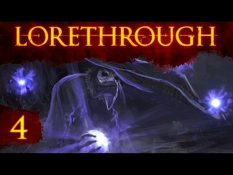 Dark Souls 3 Lorethrough ► Tales of the Old Gods [#4]