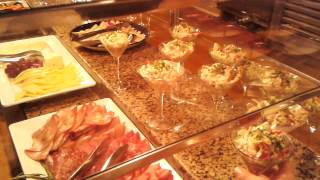 Planet Hollywood Buffet Vegas: the best all you can eat?