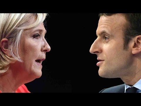 Thumbnail: Le Pen: Emmanuel Macron is weak on terrorism and security