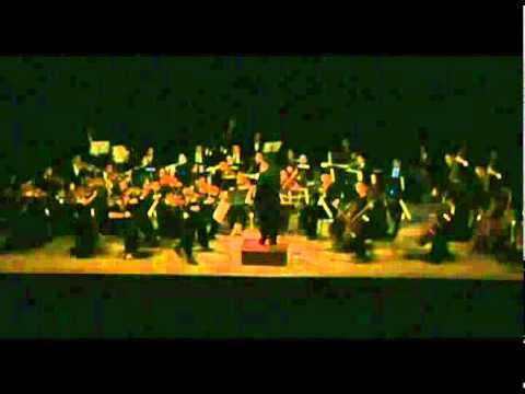 Sinfónica Municipal de Loja con Diego Ferré - (4/5)