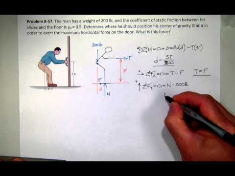 CIVL 2131 Problem
