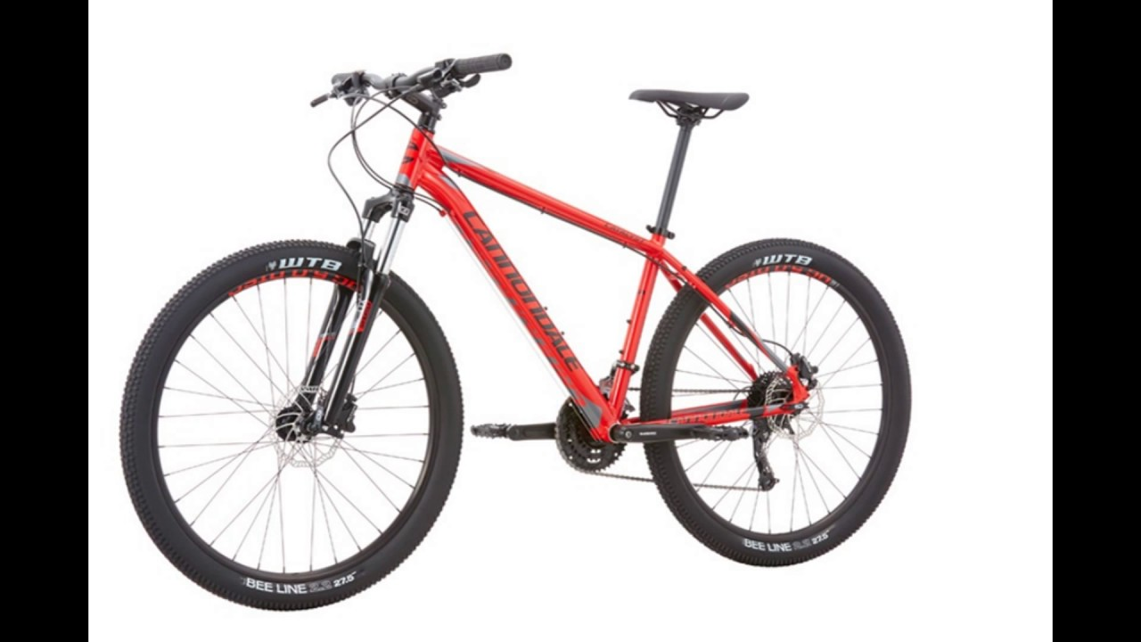 fa6eb184cf6 Cannondale Catalyst 1 Red - YouTube