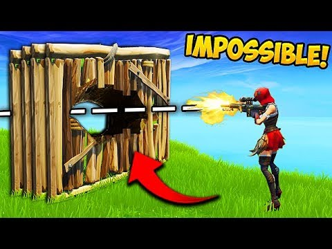 THE *IMPOSSIBLE* SNIPER SHOT! - Fortnite Funny Fails and WTF Moments! #357