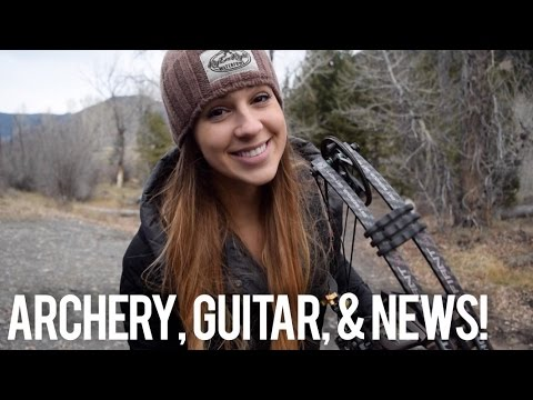 Shooting my Hoyt Defiant, Mountain Music, & News!