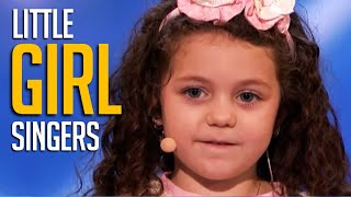 The Best Little Girl Singers With Huge Voices On America S Got Talent MP3