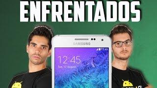 Enfrentados por el Samsung Galaxy Alpha
