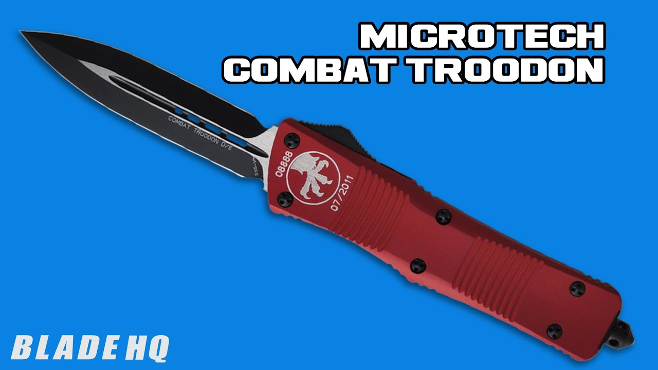 Microtech Troodon Knife » VINJABOND