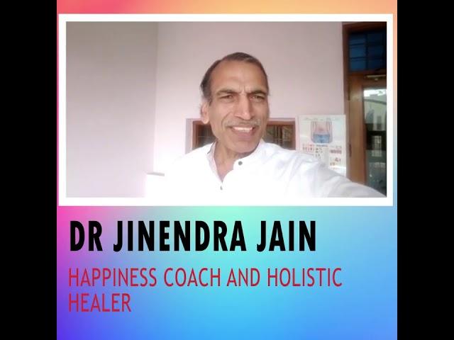 Dr Jinendra Jain - Success story of digital coaching transformation