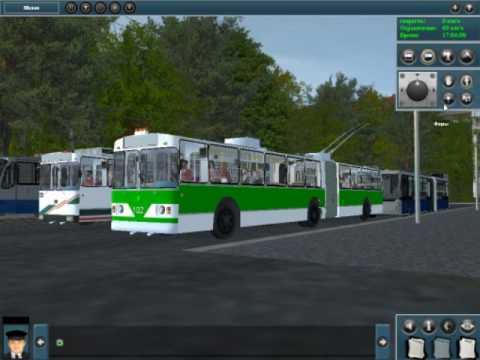 Троллейбус Игра Бесплатно Скачать - фото 3