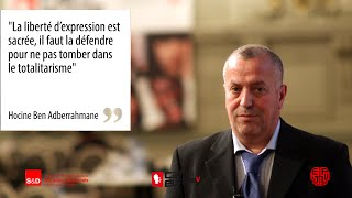 Call to Europe V : Islam in EU - Interview with Hocine Ben Adberrahmane