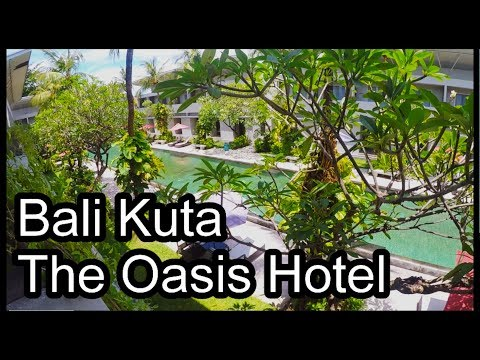 Bali Kuta Oasis Hotel Red Doorz Plus review