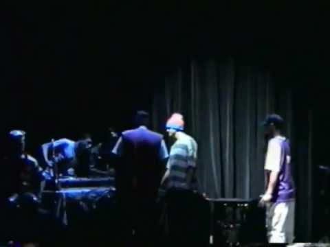 THE OUTSIDAZ - KINGS WHARF 1995