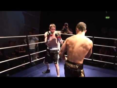IBA Boxing - Brett James v Mali Richardson - KoKo