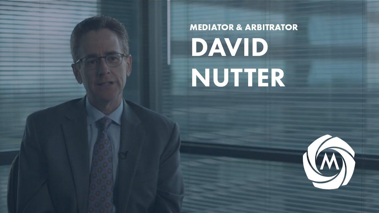 David C. Nutter, Esq. video