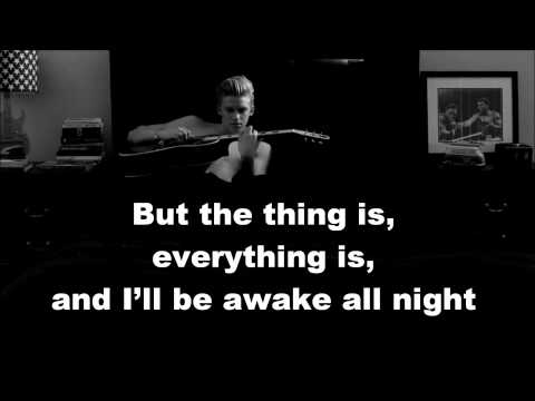 Cody Simpson - Awake All Night (Lyric Video)