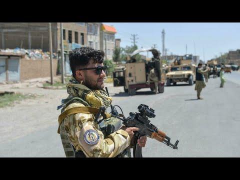 الرئيس الأفغاني أشرف غني: الانسحاب الأمريكي - المفاجئ- هو السبب في تدهور الوضع الأمني  - نشر قبل 4 ساعة