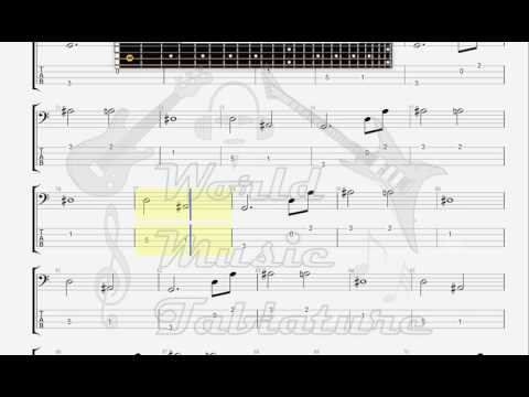 Dr  Dre   Forgot About Dre BASS GUITAR TAB