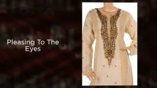 """Crème de la Ru"" Caftan Dress & Islamic clothing for women"