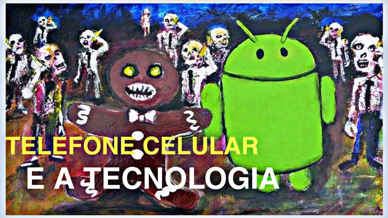 ESTRATÉGIA DE LÚCIFER INTEGRANDO A HUMANIDADE ATRAVÉS DO TELEFONE CELULAR E DA TECNOLOGIA [ MOSES-14
