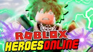 CE JEU EST ENCORE FREAKING INCROYABLE! Je l'aime! Roblox: Heroes en ligne