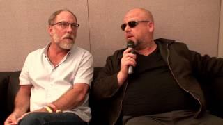 Glastonbury 2014 - Pixies Talk
