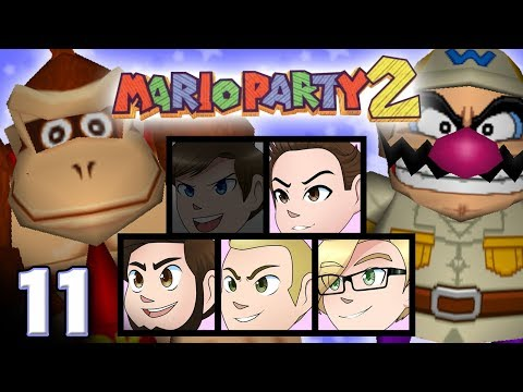 Mario Party 2: Arms Race - EPISODE 11 - Friends Without Benefits