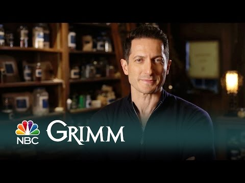 Grimm  Memorable Moments: Sasha Roiz Digital Exclusive