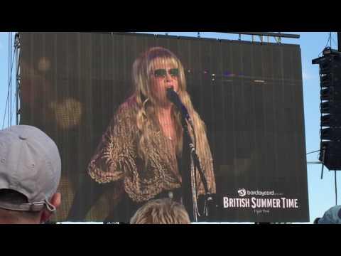 Stevie Nicks - Hyde Park 09/07/2017