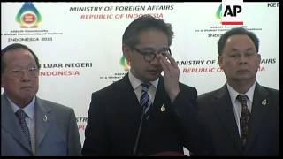ASEAN to send monitors to Thai- Cambodia border