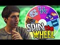 SPIN THE WHEEL OF COLLEGES! NBA 2K17 SQUAD BUILDER