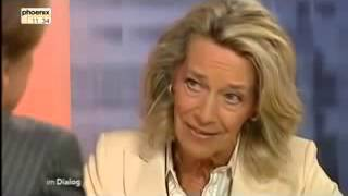 Angela Merkel arbeitet am  Zerfall der Demokratie -  Gertrud Höhler