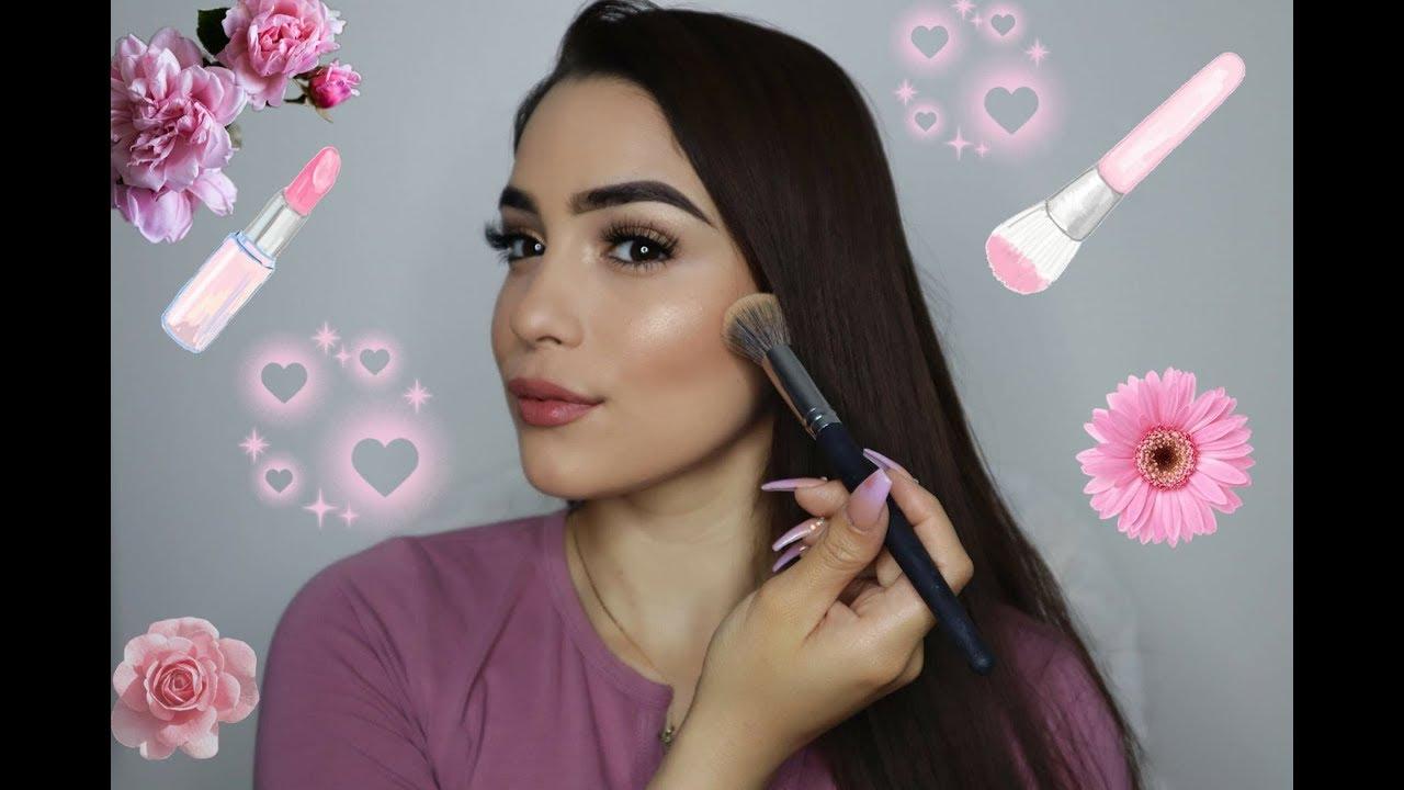 Maquillaje Para Principiantes Paso A Paso Maquillaje Natural Youtube