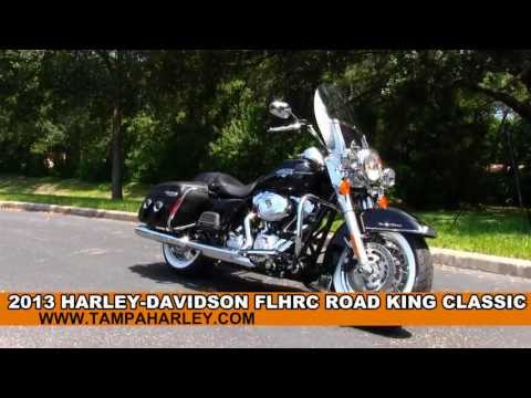 New 2014 Models Coming Soon - 2013 Harley-Davidson Road King Classic