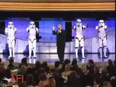 William Shatner Star Trek singt für George Lucas Star Wars   My way